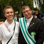 Sebastian Ott und Katharina Schlütter