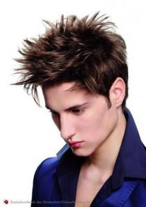 Frisurentrends Jungen 2011
