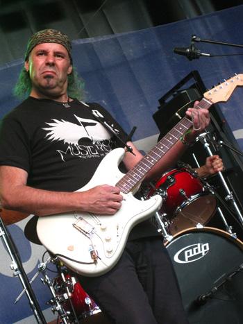 Vargas Blues Band Tour