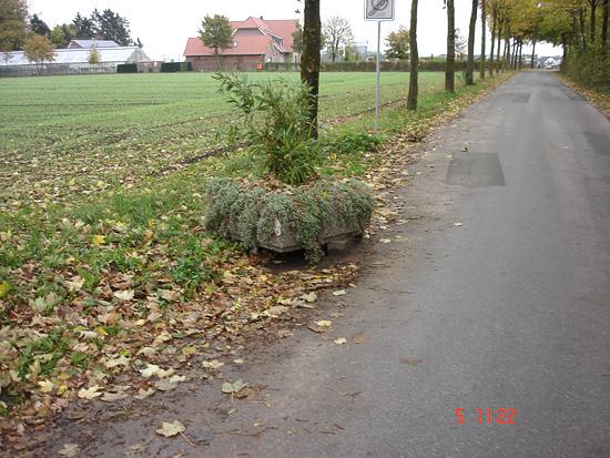 An der Brinkstraße entsteht ein neuer Radweg - Foto: Gemeinde Raesfeld