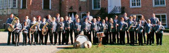 Junges Blasorchester Rhede (Ltg. Dieter Fischer)